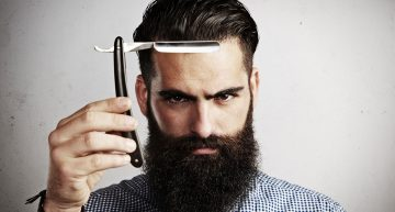 CUT YOUR BEARD TODAY